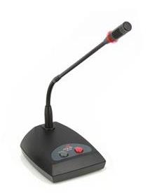 میکروفون رومیزی پیجینگ D&D MD60