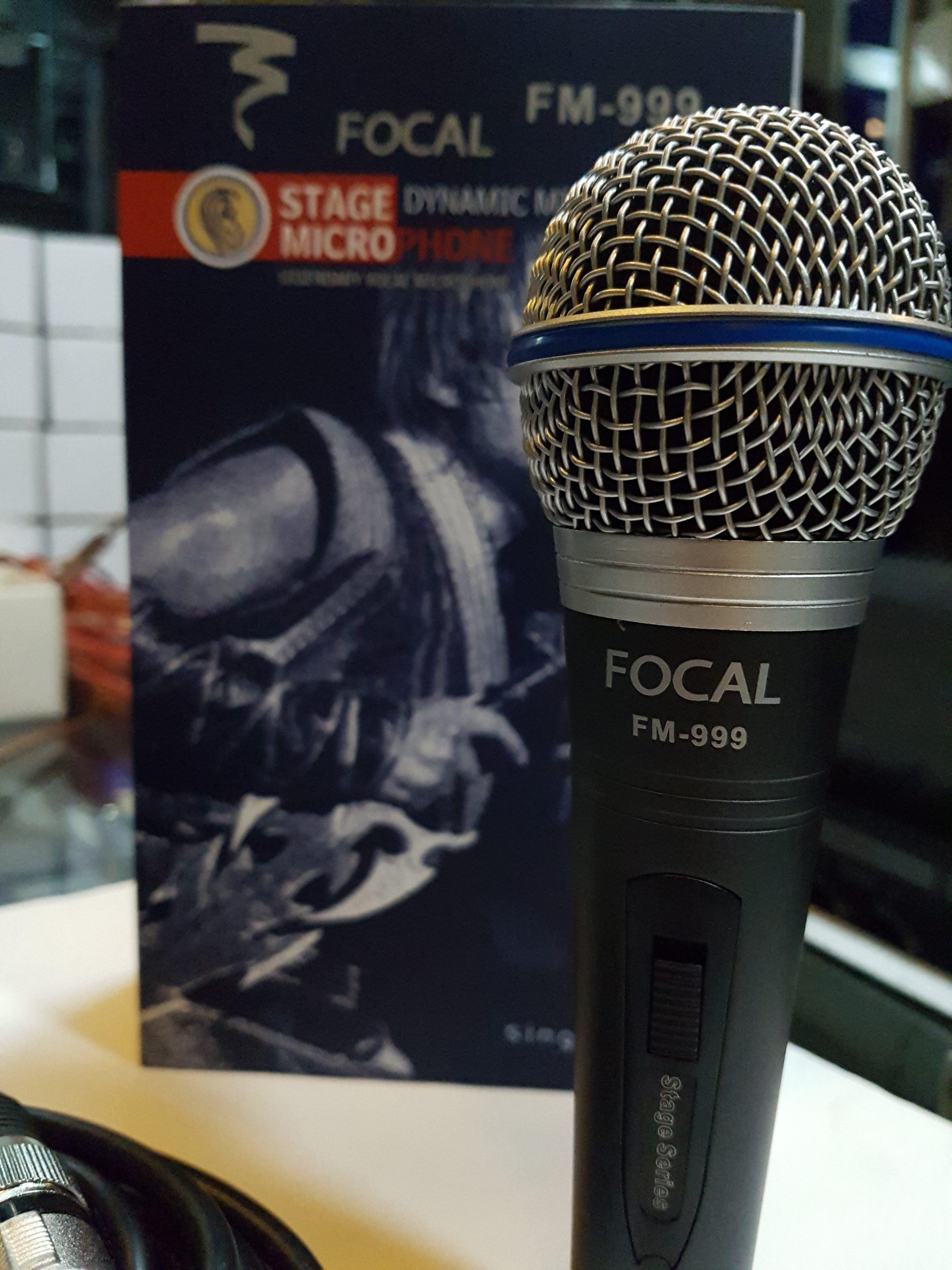 میکروفون دینامیک فوکال Focal 999